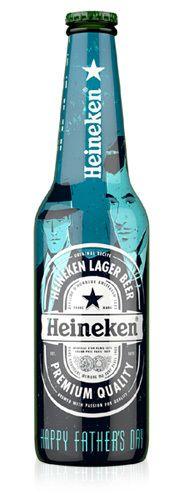Heineken Bottle by Peter Donnelly, via Behance
