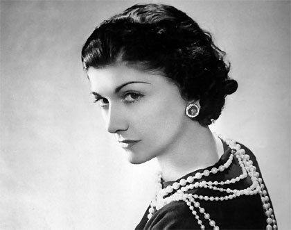 """""""La simpleza es la clave de la verdadera elegancia"""" Coco Chanel"""