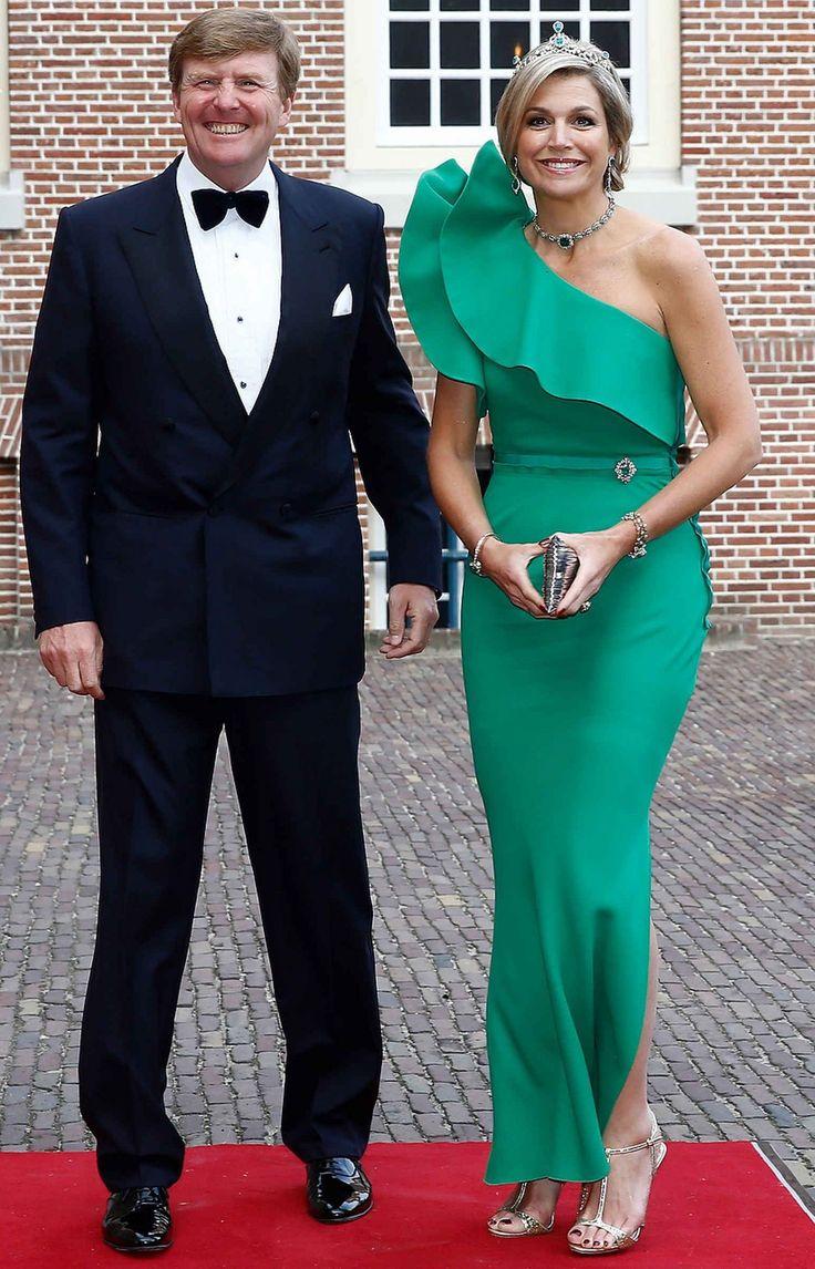 Dutch Royals on Vanity Fair's, Queen Maxima.