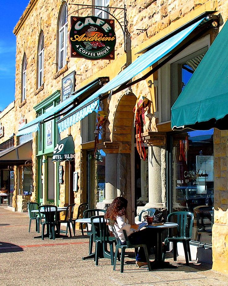 arroyo grande ca | The Village of Arroyo Grande, CA.Cafe is a great place to sit and enjoy your coffee.