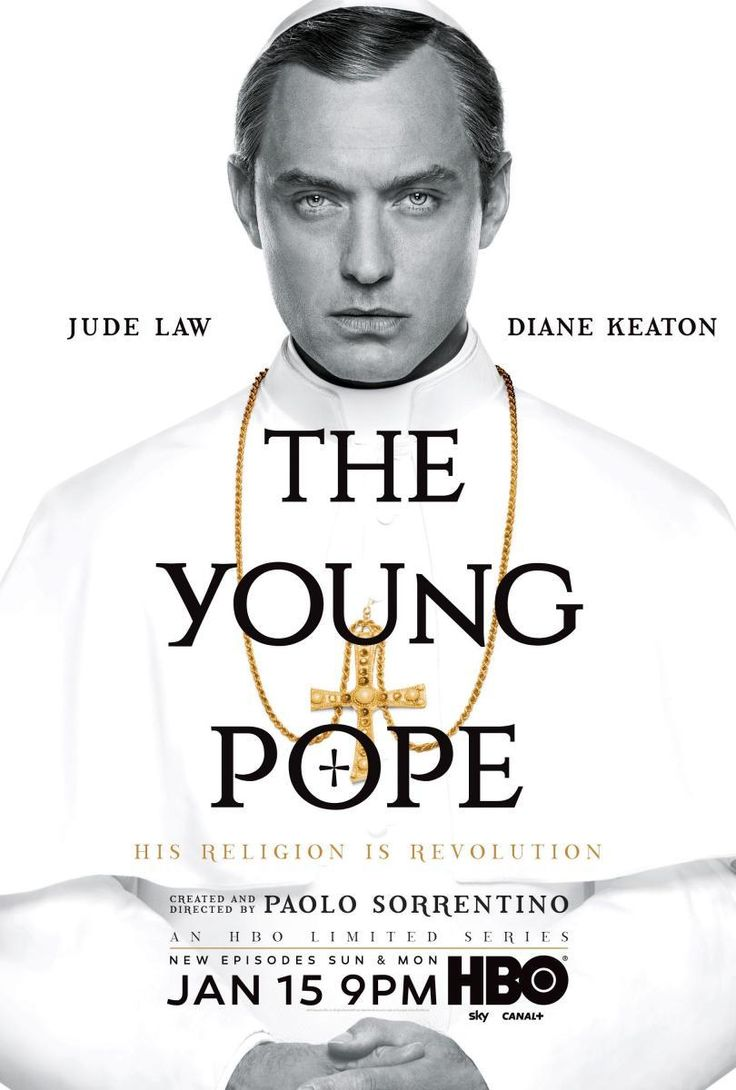 The Young Pope (2016-) Italia - DVD SERIES 168