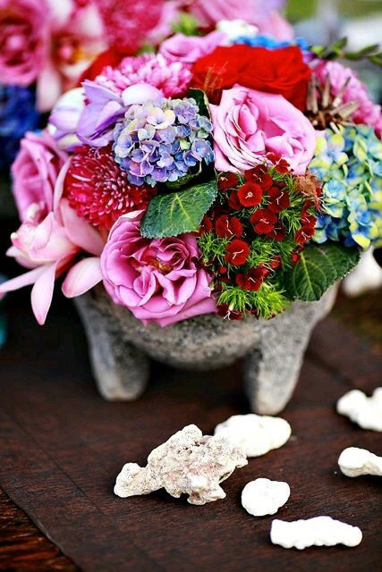:) Mexican wedding centerpieces, so pretty.                                                                                                                                                      More                                                                                                                                                                                 More