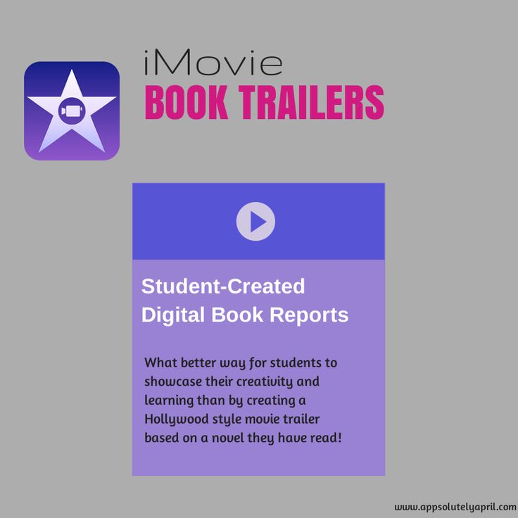 BOOK TRAILERS