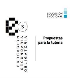 #educaciónemocional: Propuestas para la Tutoría en la Educación Secundaria Obligatoria #educacion