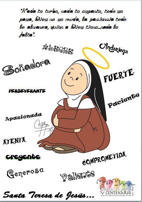 cualidades de Teresa