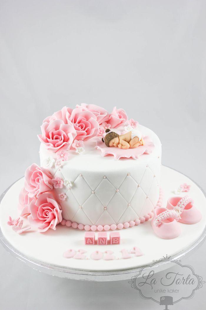 Ideen für die schönste Torte zur Taufe und praktische Tipps für Babys großen Tag – Torten Ideen und Rezepte