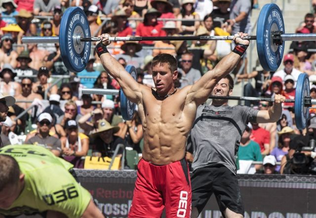 dan bailey crossfit | Dan Bailey and Scott Panchik to Host First Live Workout for 2013 Open