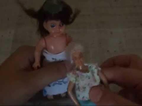 come fare un trattamento di capelli per bambole caricato sul mio canale