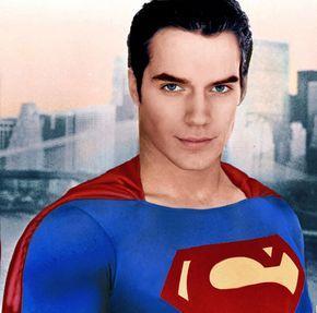 Superman: Henry Cavill