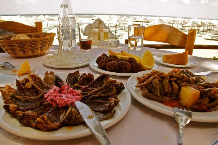 #Crete lunch