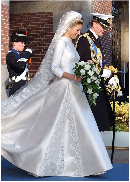 : De mooiste jurken van Máxima