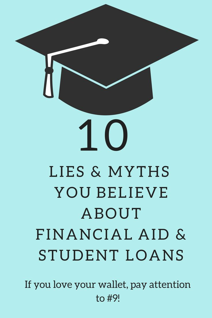 lies about financial aid