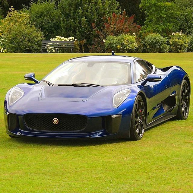 #jaguar #cx75