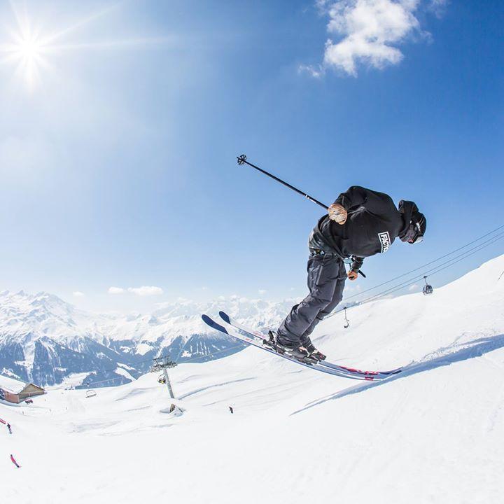 #Louer des skis à Verbier