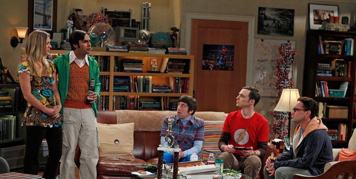Penny | Raj | Howard | Sheldon | Leonard