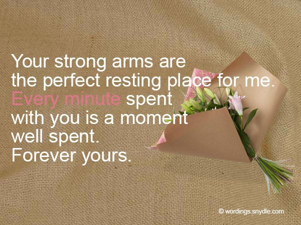Romantic Messages for HimRomantic messages for boyfriend, husband and fiancé: Sharing love with someone is a gift and it is to be treasured, especially if the person is loving and caring. When you find love, hold on to it and treasure the man…