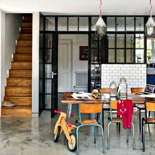 Die besten 25+ Loftwohnungen Ideen auf Pinterest Industrie loft
