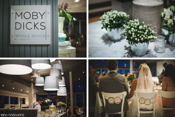 Moby Dicks, Whale Beach | Sydney Wedding Venue | #NorthernBeaches | Image: Ming Nomchong (@Ming Platt Nomchong)