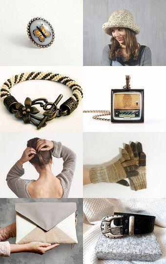 Some gifts idea by Alicja Piotrowska on Etsy--Pinned with TreasuryPin.com