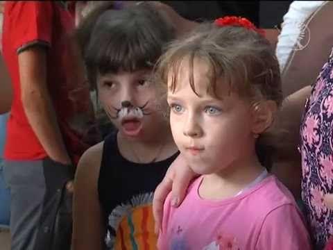 У Чернігові - вже восьмий дитячий майданчик | Телеканал Новий Чернігів