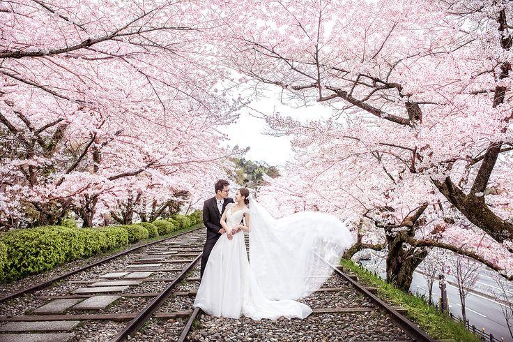 Overseas Prewedding | 海外婚紗攝影 | Aperture Production  | KYOTO PREWEDDING