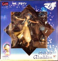 メガハウス G.E.M./マギ アラジン ミニアラジン入り/Aladdin with First Release Bonus Mini Aladdin