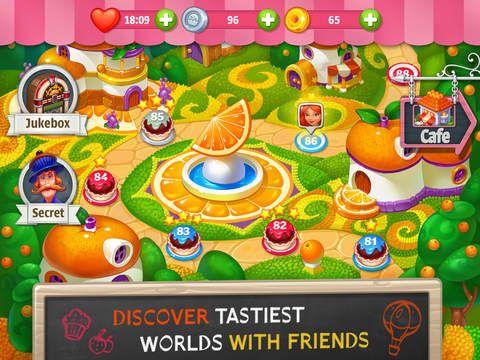 cafe cake game story - Sök på Google