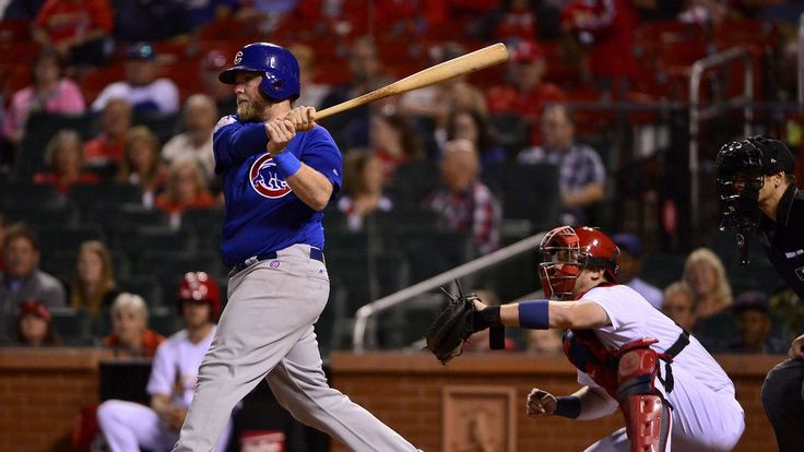Cubs 2, Cardinals 1: Sub Cubs discard Cards