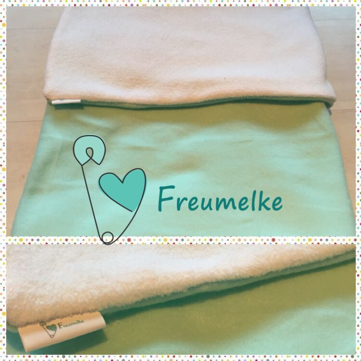 Freumelke deken voor wiegje of wandelwagen 80x120