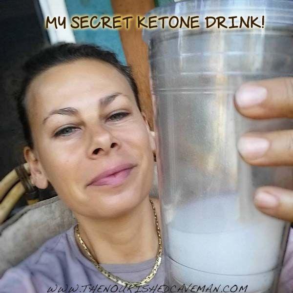 My Ketone drink
