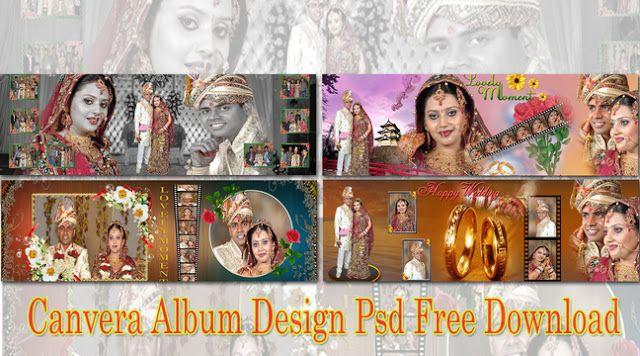 Canvera Album Design Psd Free Download Album Design Photo Album Design Photo Album Layout