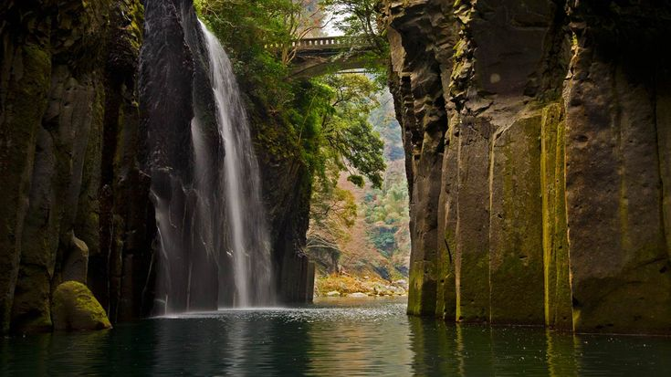 Takachiho Gorge on Kyushu, Japan (© Shayne Hill Xtreme Visuals/Getty Images)