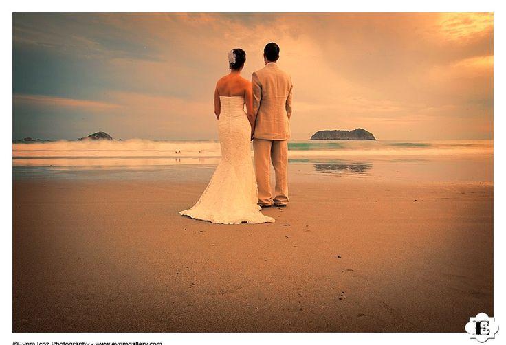 Manuel Antonio National Park Wedding in Costa Rica