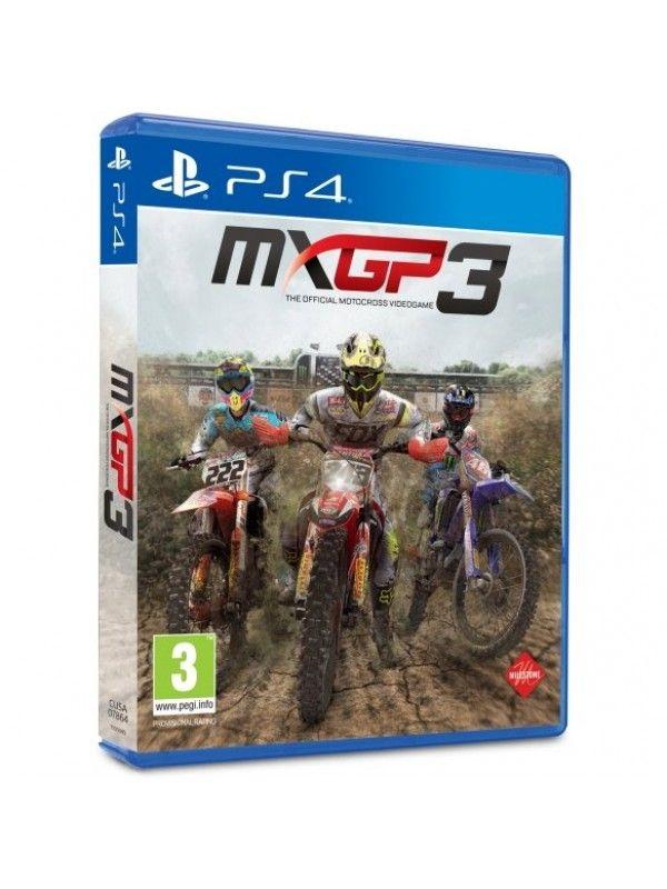 PRE-ORDER: MXGP 3 (PS4)