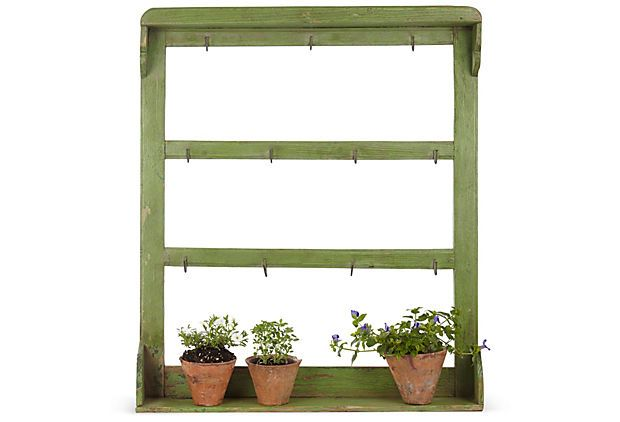 Herb Drying Rack I on OneKingsLane.com