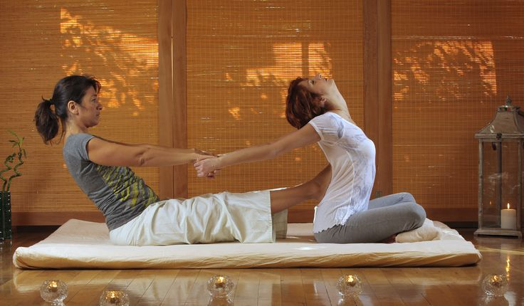Thai Massage Guide (With images) | Thai massage, Hair spa