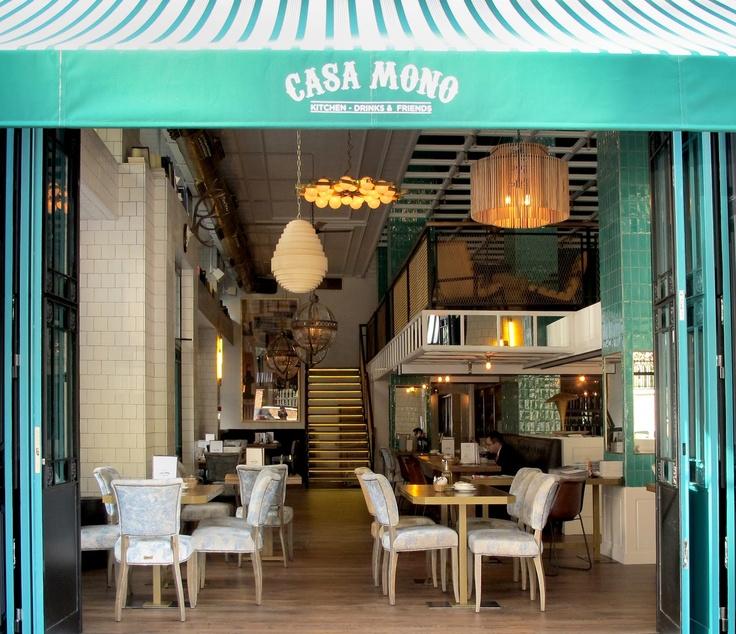 Chic and Cheap Madrid: Casa Mono, un rincón de Manhattan en Madrid