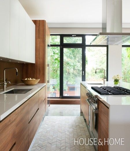 Photo Gallery: Modern & Contemporary Kitchens | House & Home