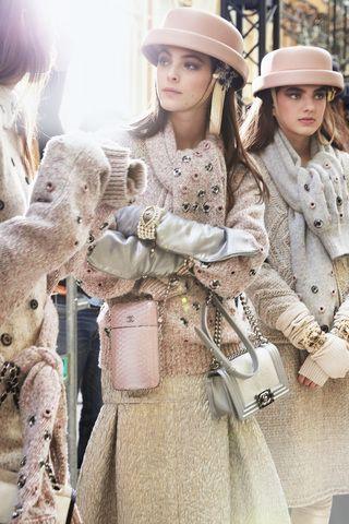 2016 ChanelFallWinter 2017  L'héritage de Coco Chanel #espritdegabrielle