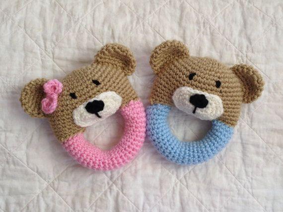 Sonajeros osos