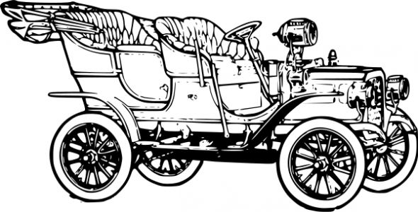 1920s coloring pages for kids | 1920s Coloring Pages and Pictures – Roaring Twenties 1920s ...