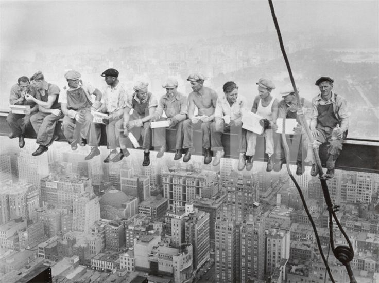 25 Best Ideas About Lunch Atop A Skyscraper On Pinterest