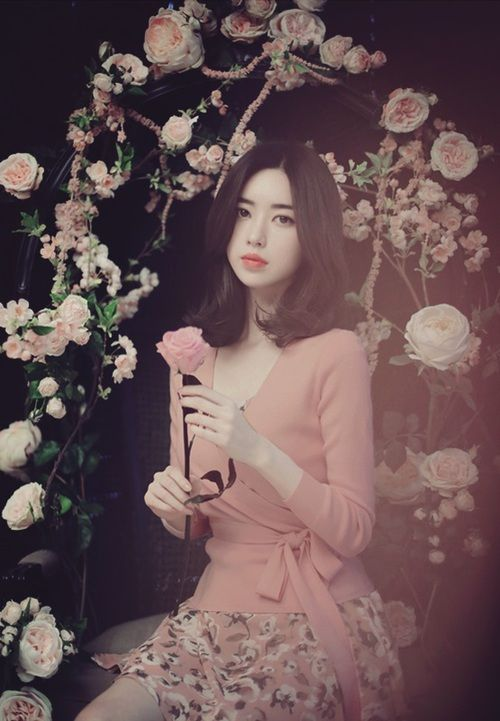 Milk Cocoa model : Yun Seon Young 윤선영 by ɢʀʏɴᴘʏʀᴇᴛ | We Heart It