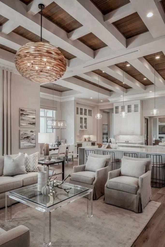 25 Idee Per Il Design E L Arredamento Del Salotto Moderno Ed