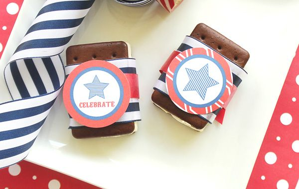 Creative team member, Kori is here sharing a cute printable today! This 4th of July printable is so cute - perfect for all your summer parties. Enjoy! - Linda 4th of July Printable   Who else is ready for summer?!?! Now that my daughter is in ele