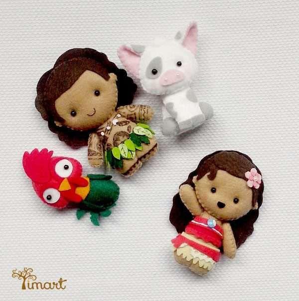 Apostila Moana Pocket. Adquira a sua na loja oficial (clique em visitar ou acesse www.timart.com.br)