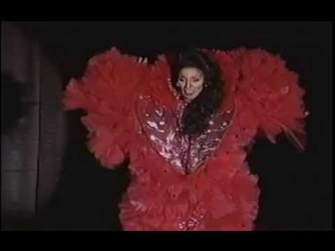 "Lady Chablis, guest performer at Hotlanta 1996, ""Be My Lover / Sweet Dreams"" - YouTube"