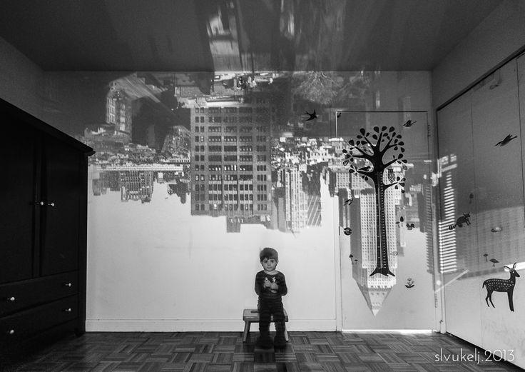 Camera Obscura - in a room