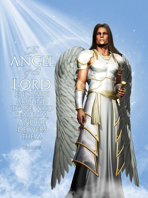 Angel of the Lord - Bill Osborne