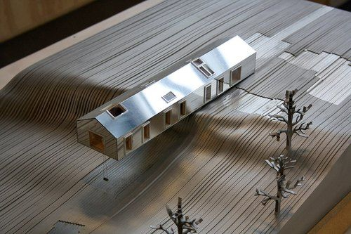 archimodels:  © MVRDV + frank dinger (model photo) - balancing...
